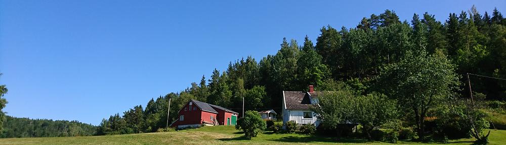 Tjennbakken i Gjerstad